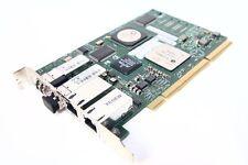 HP ab465ax PCI-X 2 ports 2 GB FC Fibre Canal and / et 2 GIGABIT ETHERNET 1000BT