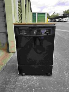 GE Portable Dishwasher Full Sized Great Condition