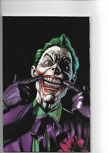 Batman #100 - Unknown Comics -  Mico Suayan & Rain Beredo Virgin Variant