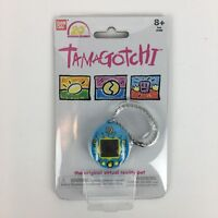 Bandai Tamagotchi 2017 20th Anniversary Virtual Reality Pet Blue Yellow