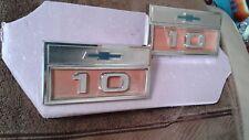 60's - 70's / Used Chevy Truck Parts / Emblems,Badges,Trim . Vintage - OEM