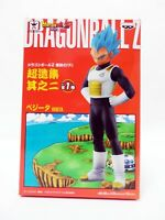 Dragon Ball Z S.SAIYAN GOD VEGETA Figure Collection Chozoshu Banpresto USED