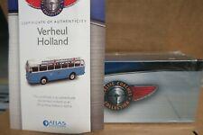 ATLAS EDITIONS 4642519 / 4642119   VERHEUL  HOLLAND  BUS   scarce   1:72 scale