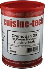 Cuisine Tech Cremodan 30 Ice Cream Stabilizer 1 Pound