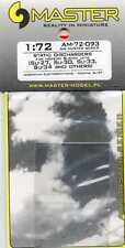 SUKHOI SU-27, SU-30, SU-33, SU-34 STATIC DISCHARGERS 1/72 MASTER-MODEL