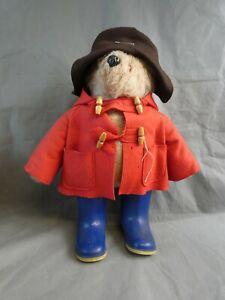 Gabrielle Designs Paddington Bear Red Jacket Blue Boots Toy Height 44cm