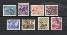 Single George VI (1936-1952) North Bornean Stamps