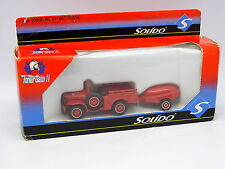 Solido Firefighters 1/50 - Dodge Wc 51+ Moto Pump