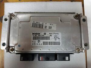 Peugeot 306 ECM 9637839680 0261206245