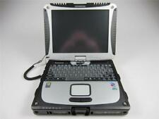GRADE A PANASONIC TOUGHBOOK CF-18 DIGITIZER RUGGED TABLET GPRS, BLUETOOTH WIN XP