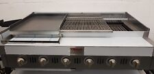 CHARGRILL FLAME GRILL GRIDDLE STEAK BURGERS BBQ ETC NATURAL GAS OR LPG