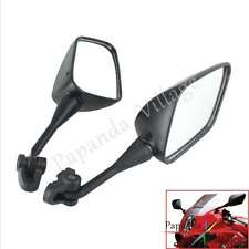 Left Right Rear View Mirrors For HYOSUNG GT125R / GT250R / GT650R / GT650S Black