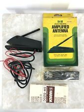 Harada Industries Electronic Amplified Antenna, Cat No. Ea-50