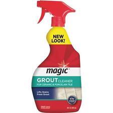 3 Pk 30 Oz Magic American Spray Grout Cleaner For Ceramic & Porcelain Tile 1819
