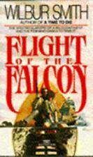Flight of the Falcon by Wilbur Smith (1983, Mass Market)