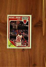 1989-90 Fleer  # 21 Michael Jordan at Least Near Mint-Mint  NM-MT Chicago Bulls