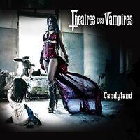 THEATRES DES VAMPIRES - CANDYLAND   CD NEU