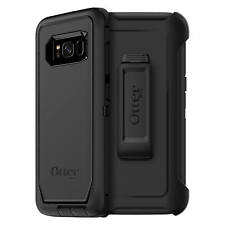 Samsung s8 Case Otterbox Defender for Galaxy s8 Phone - Black