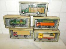 ALTAYA IXO 1/43 - lot de 5 Camions d'autrefois  NEUF EN BOITE