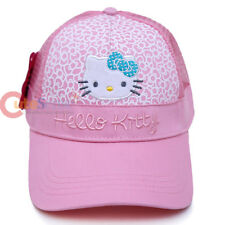 Hello Kitty Womens Golf Cap Mesh Back Golfer Hat Pink Bow Adult Size