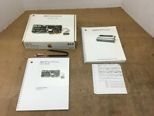 Apple II Super Serial Card Box + Manual - Image Writer II Manual - No Card/PRT