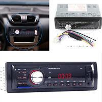 1x LED Display Auto 1 Din Audio Stereo MP3 Player FM AUX Radio USB SD Karte 12V