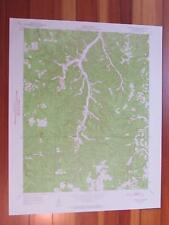New listing Kaintuck Hollow Missouri 1959 Original Vintage Usgs Topo Map