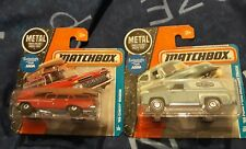 Hotwheels matchbox chevy wagon ford f100 truck van car toy collectors item model