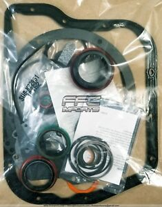 48RE A618 Transmission Overhaul Rebuild KIT 03-07 Gaskets Seals Orings Dodge Ram