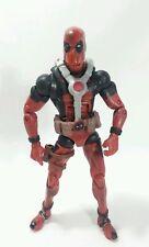 "Marvel Legends Epic Heroes X-Force DEADPOOL 6"" Action Figure RED Hasbro 2012"
