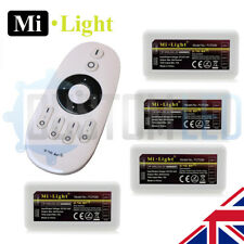 4 X Milight Dimmer 2.4g 4 Zone WiFi RF LED Strip Receiver and Controller