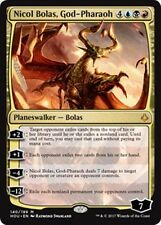 NICOL BOLAS, GOD-PHARAOH Hour of Devastation MTG Gold Planeswalker Mythic