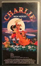 "VHS ""Charlie : Mon héros!"" (GW)"