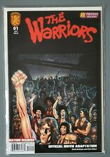 The Warriors - Movie adaptation comic book #1.MINT. PX previews exclusive cover.