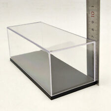Model Car Acrylic Case Display Box Cover Transparent Dust Proof 1:43 1:32 16cm