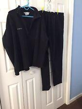 Columbia Fleece Jacket and Pants