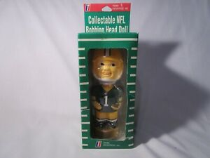 NFL Green Bay Packers #1 Collectable Bobbing Head Doll Twin Enterprise