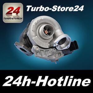Turbolader Garrett für Mercedes Sprinter 316CDI / 115KW(156PS) 709838-5005S