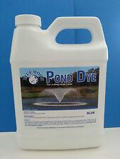 Pond Dye, Koi pond,lake dye,water fountain dye,Pond Algae controll,diluted gal