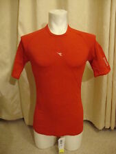 Osasuna Baselayer Top by Diadora BNWT (L) Red