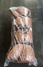 Double Layer Outdoor Rectangle Sleeping Bag (Brown)