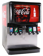 SODA DISPENSER  6 Flavor Ice & Beverage