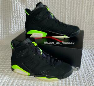 Nike Air Jordan 6 Retro Electric Green - Size UK 11 /US 12 - BRAND NEW