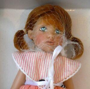 "Helen Kish Tulah Debut Doll 2004 MIB Riley's Friend 7 1/2""  P43"