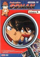 Detective Conan -  La Serie TV - Indagine 4 (1996) DVD