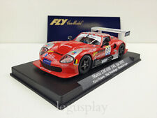 Slot car Scalextric Fly 88037 A-362 Marcos LM 600 Nº99 24h. Spa 2002
