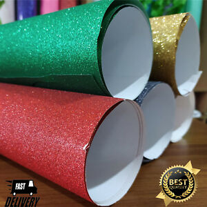 NEW 69x49cm Glitter sparkle gift wrapping sheets perfect for all occasions UK