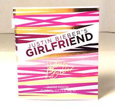 Justin Bieber GIRLFRIEND Eau de Parfum Women's EDP Perfume Sample .05oz NEW