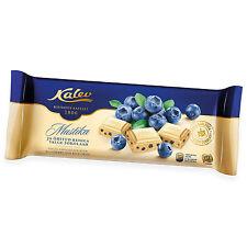 Kalev Mustika White Chocolate with Blueberry & Rice Crisps 200g 7oz