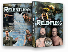 Official ROH Ring of Honor - Relentless 2013 Event DVD